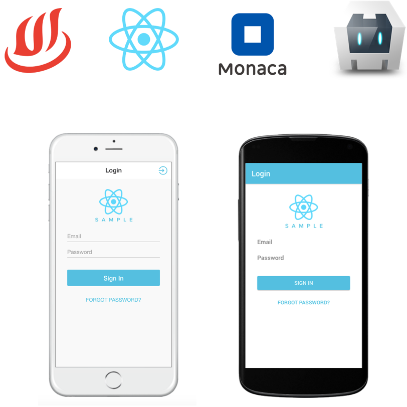 Tutorial: Building Cordova apps with React Components for Onsen UI